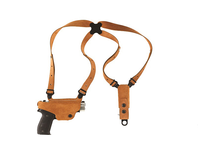 holster, holsters, concealed carry, concealed carry holster, concealed carry holsters, Galco UnderWraps Belly Band, Galco Classic Lite Shoulder System