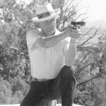 jeff cooper, gunsite, gunsite academy, jeff cooper gunsite, gunsite gargantuan gossip, jeff cooper shooting