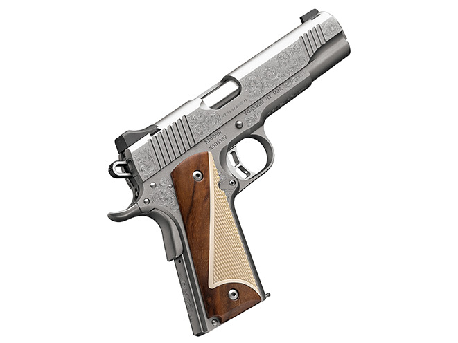 kimber, kimber stainless ii, stainless ii, stainless ii classic engraved pistol