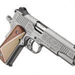 kimber, kimber stainless ii, stainless ii, stainless ii classic engraved pistols