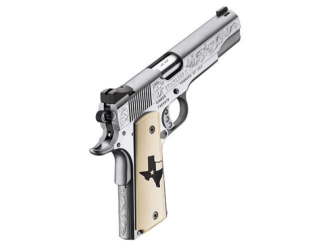 kimber, kimber stainless ii, stainless ii, stainless ii texas edition, stainless ii texas pistolg