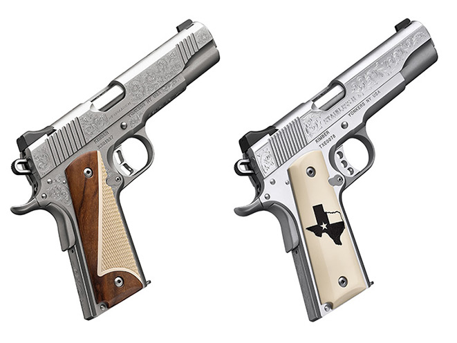 stainless ii, stainless ii pistol, kimber stainless