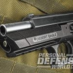 magnum research, magnum research baby desert eagle ii, baby desert eagle iii, desert eagle, baby desert eagle iii guide rod