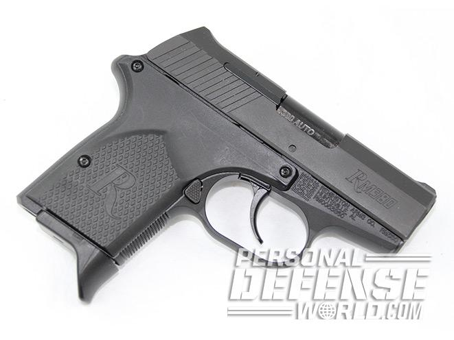 remington, remington rm380, rm380, remington rm380 pistol, remington rm380 review, rm380 pistol, rm380 profile right