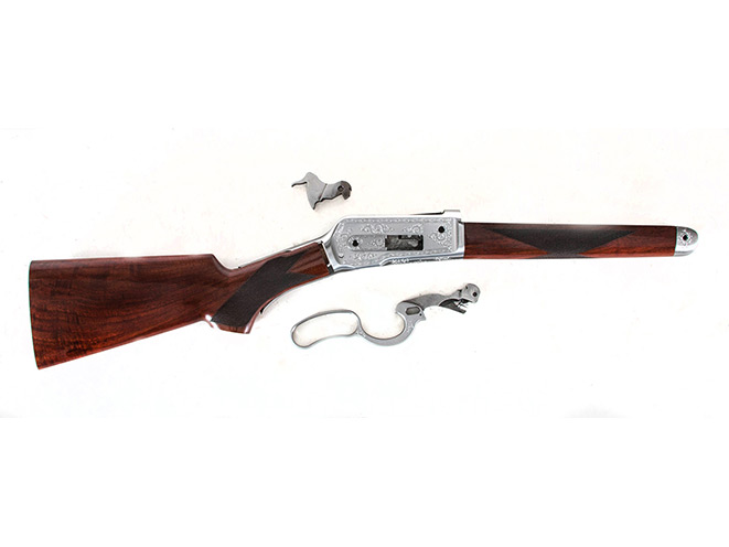 turnbull, Turnbull Limited Edition Turnbull Mod #10 Engraved 1886, lever-action, lever action, turnbull lever action, turnbull lever-action