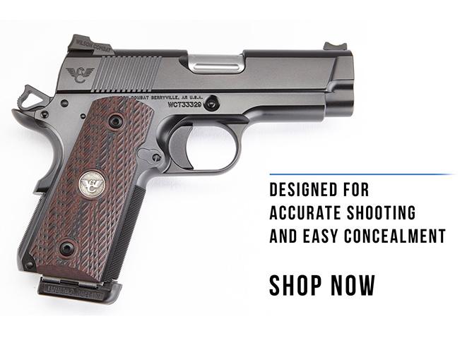 wilson combat, wilson combat sentinel compact, sentinel compact, sentinel compact handgun