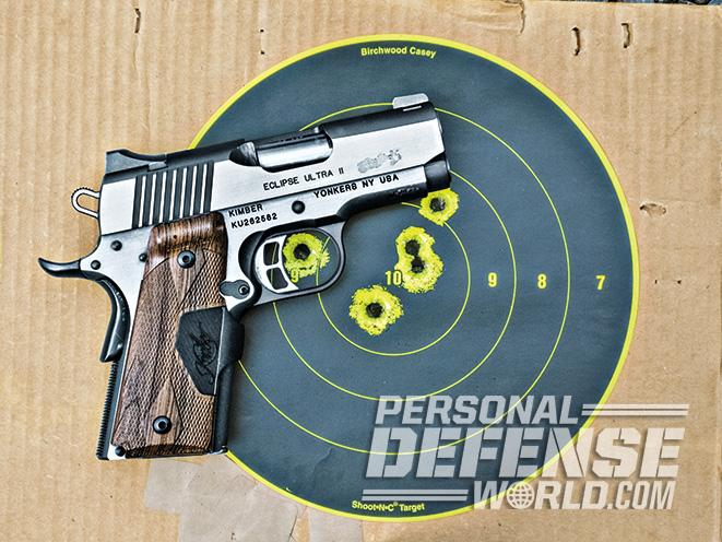 kimber, kimber eclipse, kimber eclipse ultra ii, Eclipse Ultra II, eclipse ultra ii pistol, kimber eclipse series, eclipse ultra ii target