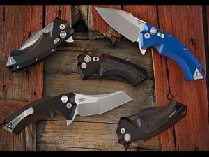 hogue, hogue x5, x5 button lock flipper