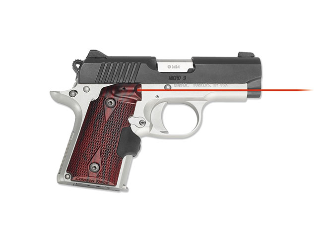 LG-409 P10 Rosewood, crimson trace, kimber