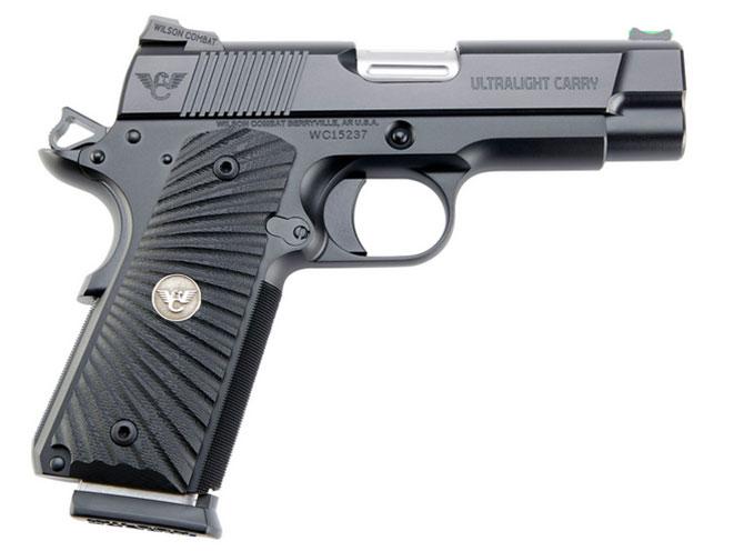 wilson combat, wilson combat ultralight carry professional, ultralight carry professional, wilson combat revolver