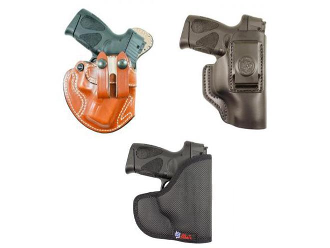 DeSantis Announces 12 Holster Fits For Taurus Millennium G2 Pistols