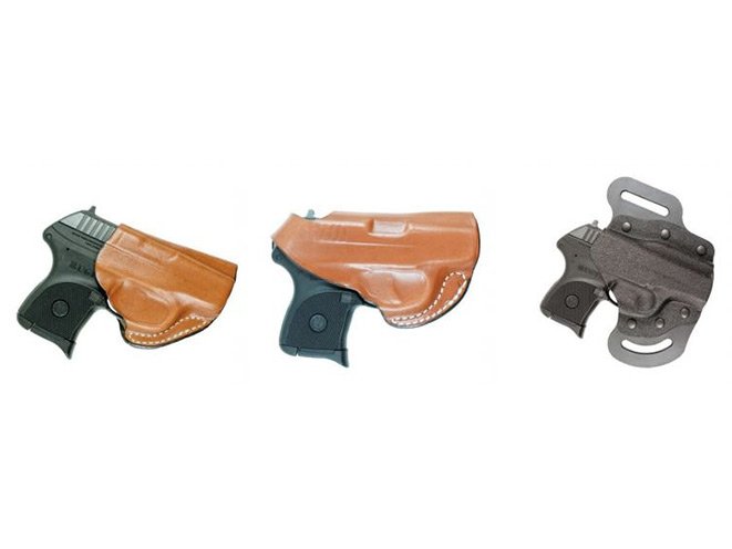 DeSantis Announces 20 New Holster Fits For Ruger LCP Custom