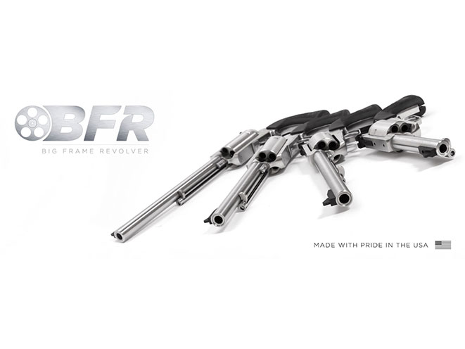 magnum research, magnum research bfr, bfr, big frame revolver