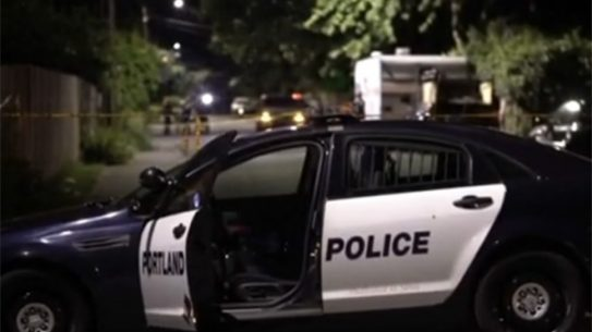 armed homeowner, oregon home invasion, home invasion