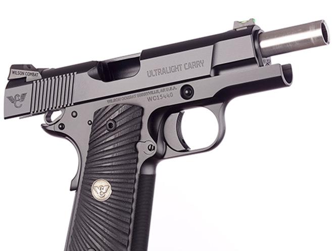 wilson combat, wilson combat ultralight carry commander, ultralight carry commander, ultralight carry commander pistol, ultralight carry commander 1911