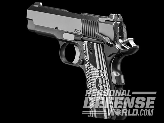 dan wesson, dan wesson eco, dan wesson cz, dan wesson cz usa, dan wesson eco 1911 rear