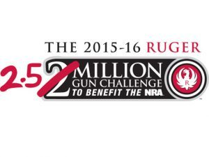 ruger, ruger 2 million gun challenge, 2 million gun challenge