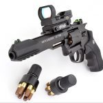 air pistol, air pistols, airgun, umarex smith & wesson, Umarex Smith & Wesson 327 TRR8