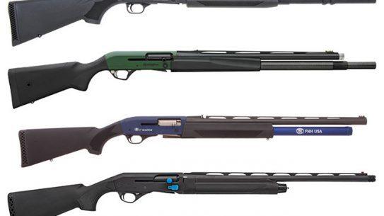3-gun, 3-gun shotgun, 3-gun shotguns