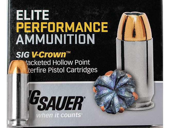 ammo, ammunition, home defense ammo, home defense ammo, sig sauer