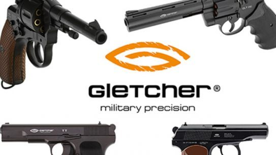 GLETCHER, GLETCHER AIRGUN, GLETCHER AIR PISTOL, AIRGUN, AIR PISTOL