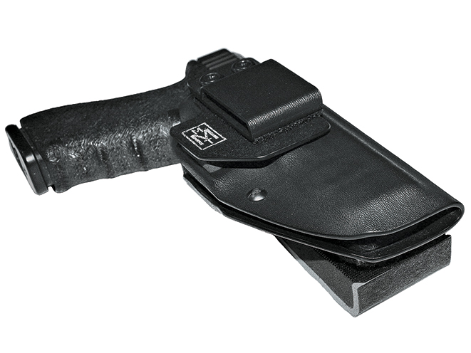 ammo, ammunition, holster, holsters, Mastermind Tactics Trango AIWB