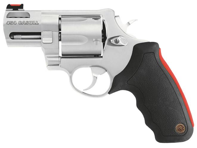 magnum, magnum handgun, magnum handguns, magnums, .357 magnum, .44 magnum, Taurus 454 Raging Bull