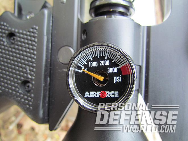 AirForce Texan, AirForce Texan air rifle, AirForce Texan rifle, airforce airguns, airforce texan details