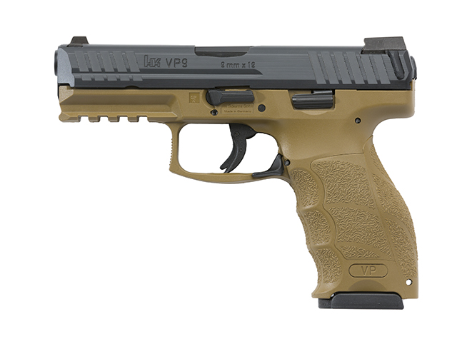 Heckler & Koch, hk, hk vp9 tactical, hk vp fde