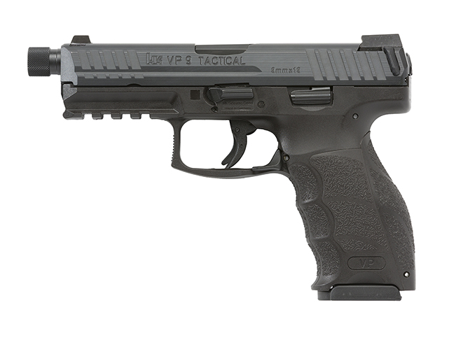 Heckler & Koch, hk, hk vp9 tactical