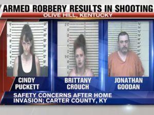 armed robber, kentucky armed robber, armed robbery