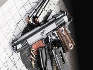 handgun, handguns, home defense handgun, home defense handguns, home defense pistol, home defense pistols, Kimber Eclipse Target II