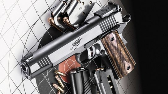handgun, handguns, home defense handgun, home defense handguns, home defense pistol, home defense pistols, Kimber Eclipse Target II