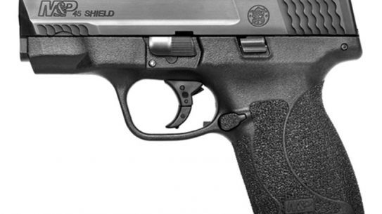 Smith & Wesson M&P Shield, firearms market, firearms