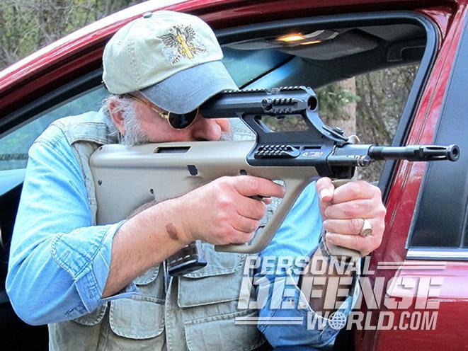 steyr, Steyr AUG M3 A1, AUG M3 A1, AUG M3 A1 rifle