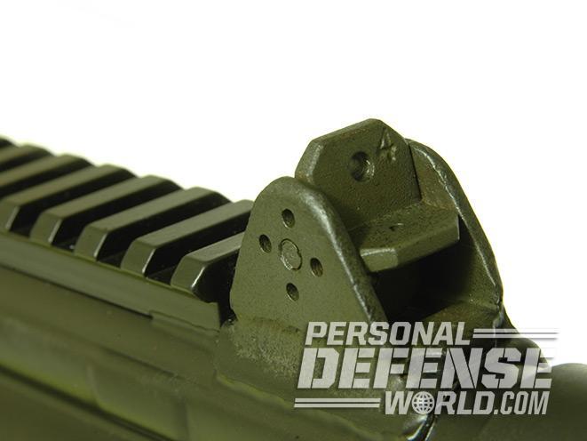 century arms, century arms c308, c308, c308 rifle, century arms c308 rifle, c308 rear sight