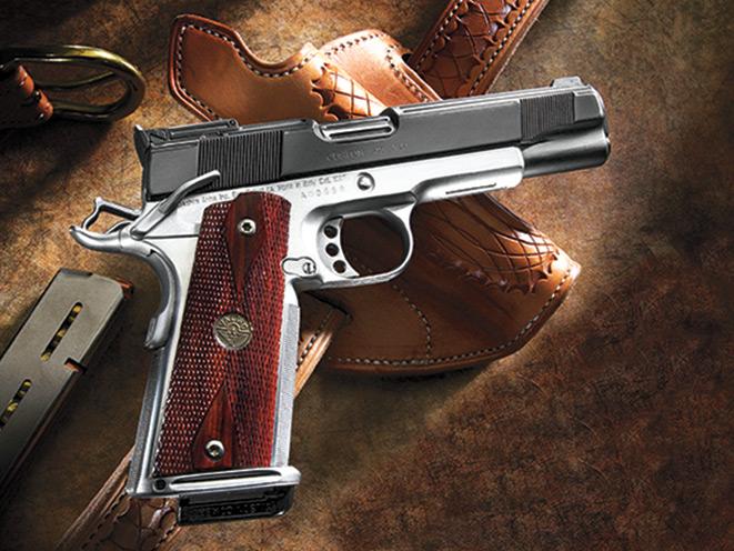 11 custom gun shops for 1911 pistols for Jardine 1911