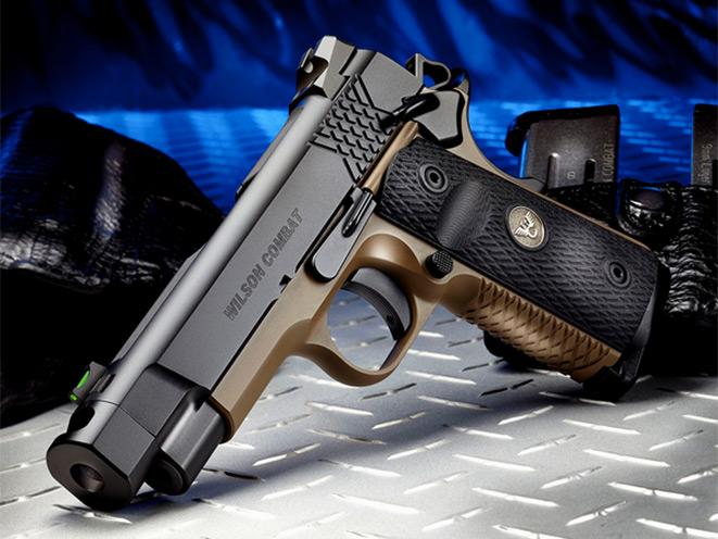 wilson combat, wilson combat x-tac elite carry comp, x-tac elite carry comp, wilson combat handguns