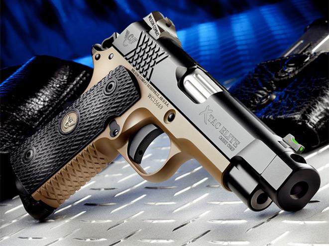 wilson combat, wilson combat x-tac elite carry comp, x-tac elite carry comp, wilson combat handgun, pistols, pistol