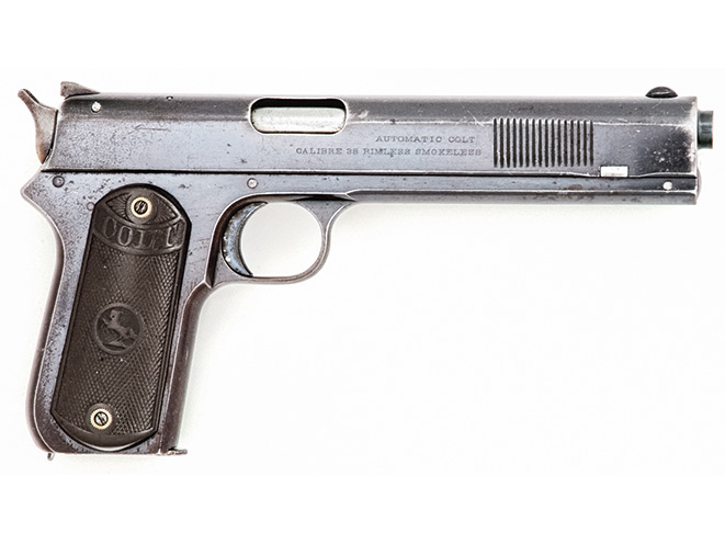 The Colt Model 1911: A Look Back At 105 Years Of Excellence