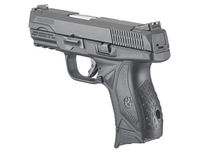 ruger, ruger american pistol, american pistol compact, ruger american pistol compact, pistols, pistol