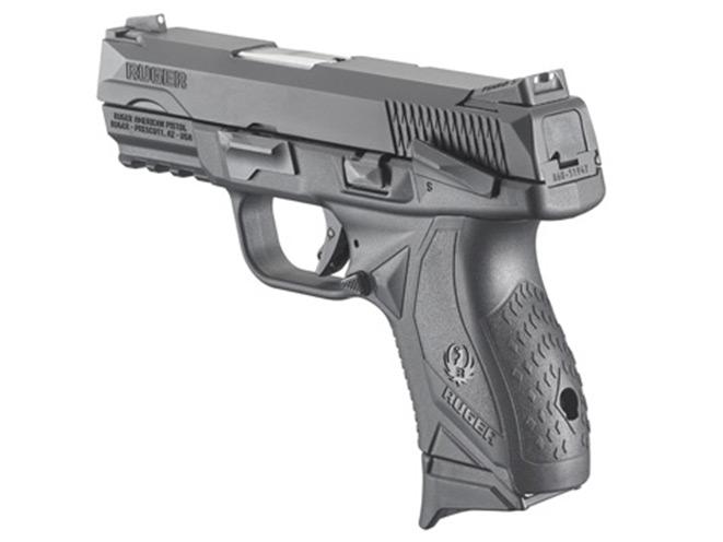 ruger, ruger american pistol, american pistol compact, ruger american pistol compact, pistols, handguns, guns