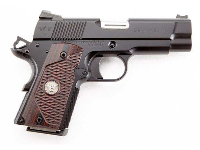 wilson combat, wilson combat sentinel xl, sentinel xl, sentinel xl pistol