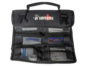 12 survivors, 12 survivors Mini First Aid Rollup Kit