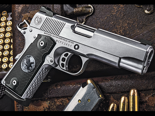 Nighthawk Custom 1911 10 Top Tier Pistols For Self Defense