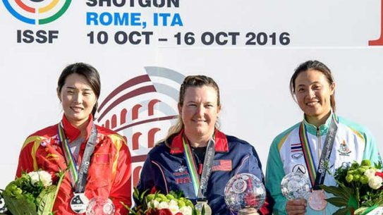 kim rhode, kim rhode shooting, issf world cup final, kim rhode issf world cup
