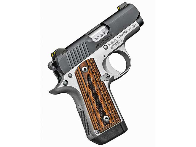 kimber, kimber micro, kimber micros, kimber micro 9, Kimber Micro Carry Advocate