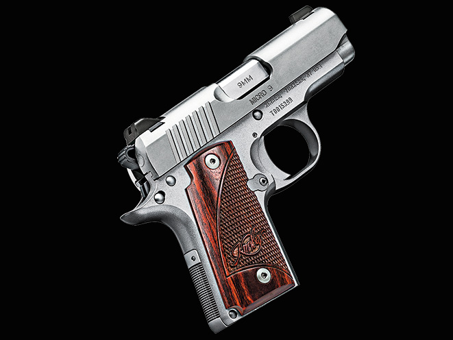 Kimber Micros: 10 Micro and Micro 9 Pistols For Concealed Carry