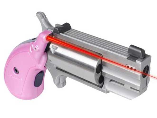 laserlyte, laserlyte pink pearl v-mag grip, pink pear v-mag grip