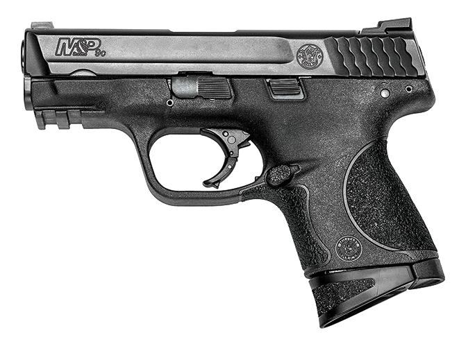 pistol, pistols, subcompact pistol, subcompact pistols, Smith & Wesson M&P9c